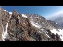 Posé au Mont Blanc
