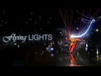 Flying ligths (JB Chandelier)