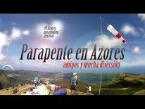 Parapente aux Açores