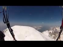2019 posé Mt Blanc